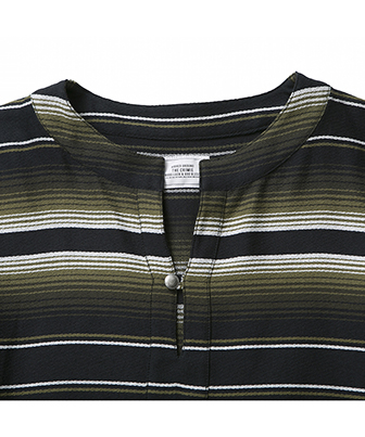 CRIMIE CONCHO MEXICAN PULL OVER SHIRT BLACK(クライミー・コンチョメキシカンプルオーバーシャツ・ブラック)