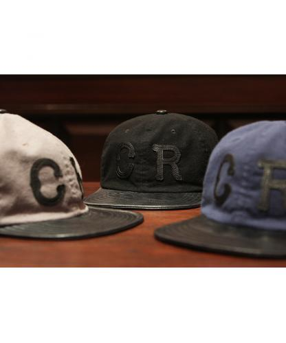 CUTRATE LEATHER COMBINATION CAP