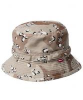 FUCT SSDD MILITARY JUNGLE HAT 48908 OLIVE/CAMO (ファクト・ミリタリーバケットハット・オリーブ/カモ)