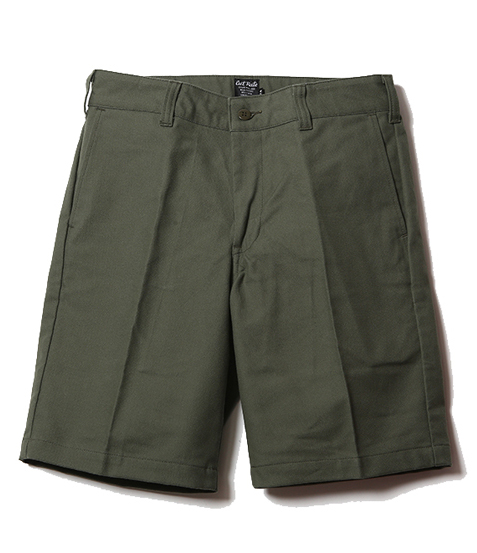 CUTRATE OLD GERMANY CLOTH CHINO SHORTS(カットレート・オールドジャーマニークロスチノショーツ)