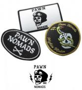 PAWN NOMADS PATCH SET 96913(パウン・ノマド ワッペンセット)