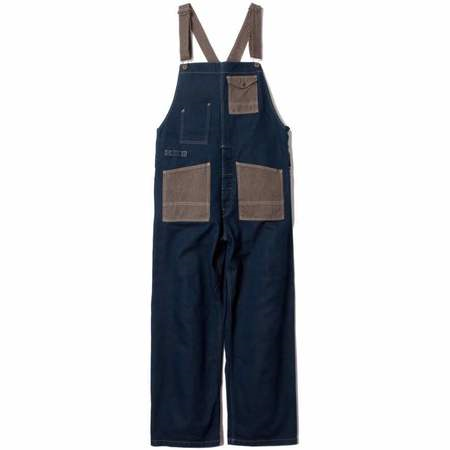 AT-DIRTY WORKERS ALL DENIM 2TONE(アットダーティ-・ワーカーズオール・デニムツートン)