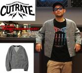 CUTRATE HICKORY ENGINEER JACKET HICKORY(カットレート・ヒッコリーエンジニアジャケット・ヒッコリー)