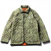 【SALE 30%OFF】FUCT SSDD QUILTED CAMO JACKET 41508(ファクト・キルティングジャケット)