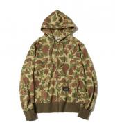 CUTRATE CAMO ZIP PARKA/HUNTER(カットレート・カモジップアップパーカー・ハンター)
