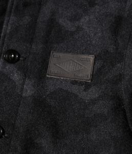 【SALE 50%OFF】CUTRATE WOOL CAMO JACKET GRAY(カットレイト・ウールカモジャケット・グレー)