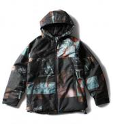 【SALE 30%OFF】FUCT SSDD POLAROID PRINT PUFF JACKET 41502(ファクト・ポラロイドプリントジャケット)