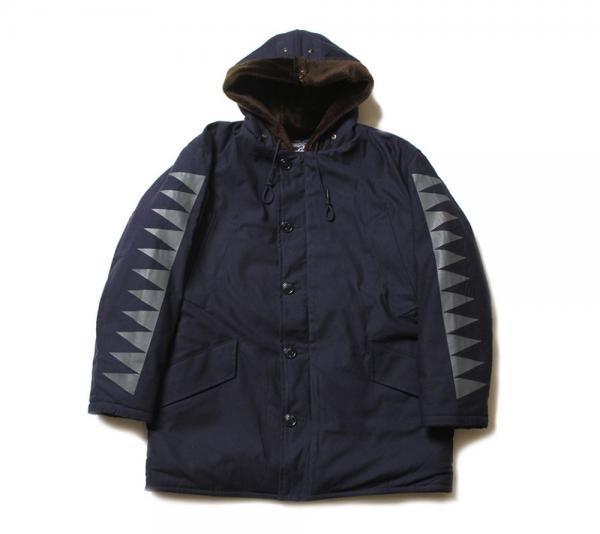 CUTRATE B-9 TYPE JACKET・OLIVE/NAVY(カットレイト・B-9タイプジャケット・オリーブ/ネイビー)