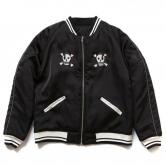 【SALE 40%OFF】PAWN REVERSIBLE BOMBER JACKET 92006(パウン・リバーシブルボンバージャケット)