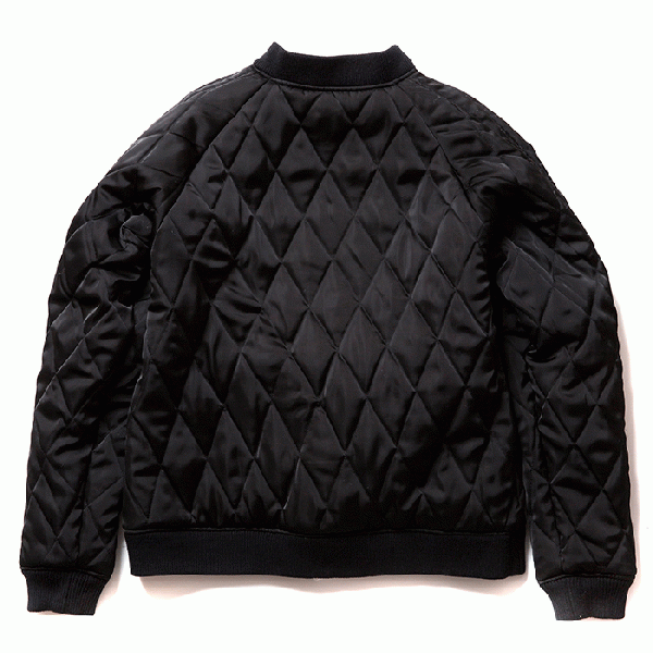 【SALE 20%OFF】PAWN REVERSIBLE BOMBER JACKET 92006(パウン・リバーシブルボンバージャケット)