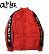 CUTRATE RACING JACKET RED(カットレイト・レーシングジャケット・レッド)