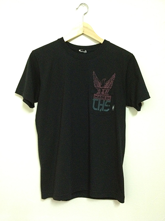 THE MADE S/S T-SHIRT BLACK