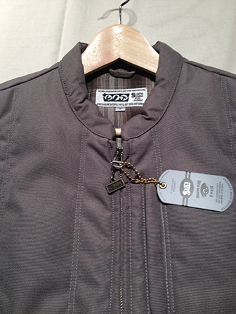 BULCO QUILTING VEST GY
