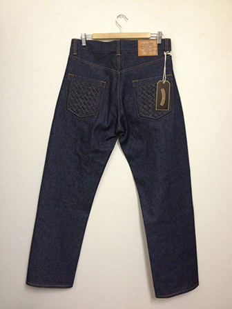 【SALE 50%OFF】SEVENTY FOUR TYPE 1 DENIM PANT  INDIGO