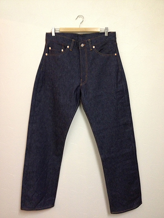 【SALE 50%OFF】SEVENTY FOUR TYPE 3 DENIM PANT  INDIGO