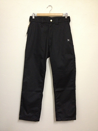 BULCO STD WORK PANTS  BK