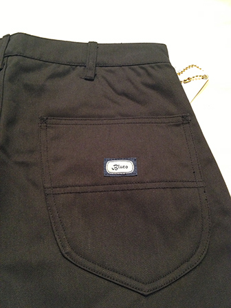 BULCO FIVE POCKET PANTS BR