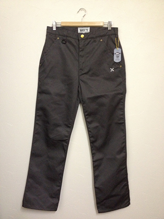 BULCO FIVE POCKET PANTS GL