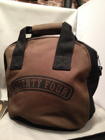 【SALE 50%OFF】SEVENTY FOUR HELMET BAG  BLK/GRY Thug Rise限定