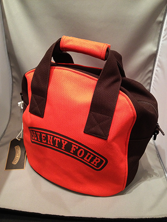 【SALE 50%OFF】SEVENTY FOUR HELMET BAG  BRN/ORG Thug Rise限定