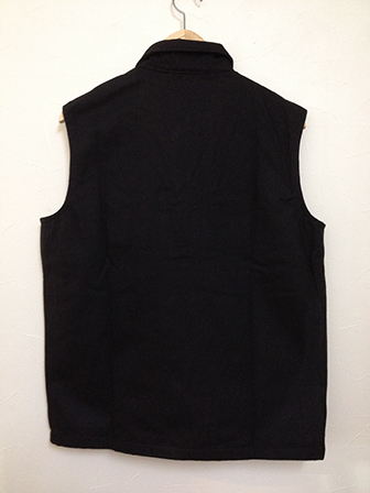 THE HIGHEST END/Fighter Vest BLACK