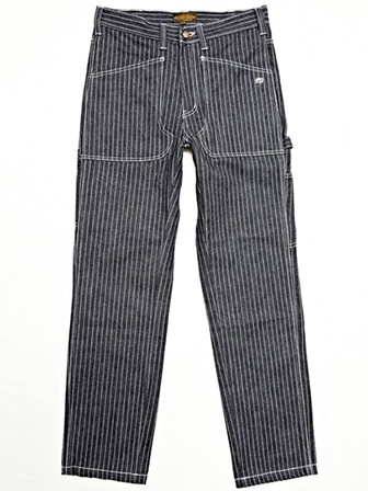 【SALE 50%OFF】Provider THE DAMN CULT Wabash Stripe Painter Pants