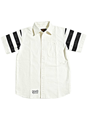 "【SALE 50%OFF】Provider  KEEP ROLLING ""Canvas Shirts"""