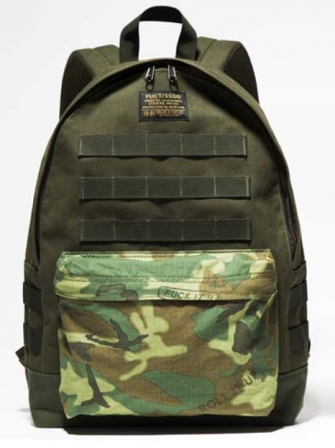 FUCT SSDD CAMOUFLAGE BAGPACK 9410(ファクト・カモフラージュバックパック)
