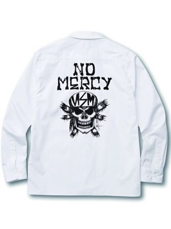 【SALE 30%OFF】FUCT SSDD RXCX NO MERCY L/S SHIRT 4300 (ファクト・RXCXノーメーシーL/Sシャツ)