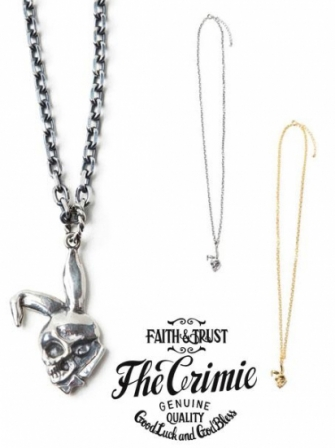 CRIMIE BUNNY NECKLESS/(クライミー・バニーネックレス)